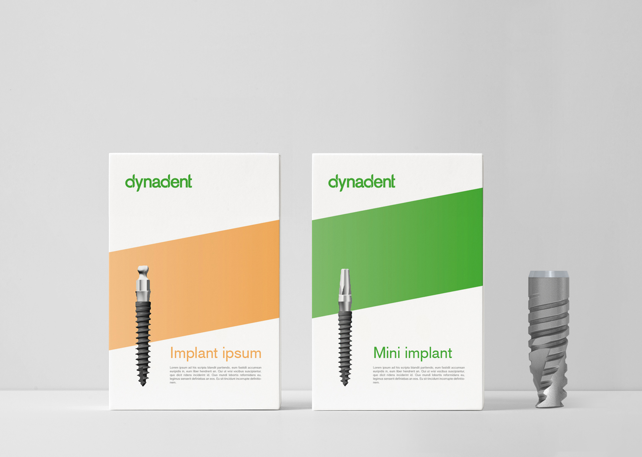 MBC packaging Dynadent